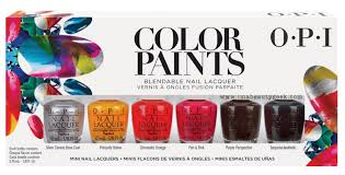 opi hair color opi colorpaints or opi color paints are coming beautygeeks