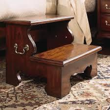 American Drew Cherry Grove Dining Room Set American Drew Cherry Grove 45th Traditional Two Step Bed Stool