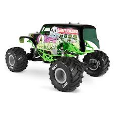 grave digger truck 1 10 scale electric 4wd u2013 rtr smt10 axial