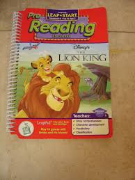 Leapfrog Interactive United States Map by Leap Frog Leappad Pre Reading Disney U0027s The Lion King Story Book No
