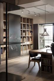 best 25 study room design ideas on pinterest modern study rooms partidesign creates spacious open concept apartment using extensive wood throughout