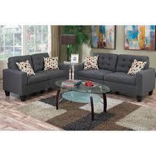 Living Room Set With Sofa Bed Zipcode Design Amia 2 Piece Living Room Set U0026 Reviews Wayfair