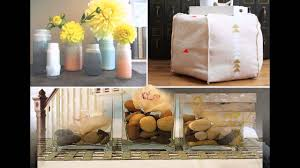 Easy Do It Yourself Home Decor by Easy Do It Yourself Home Decorating Ideas Youtube