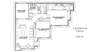 2 bedroom cottage floor plans independent living community near raleigh point