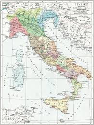 Map Of Time Map Of Italy The Time Of Emperor Augustus Publication Of The