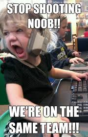 Noob Meme - how to deal with weekend noobs general game discussion world of