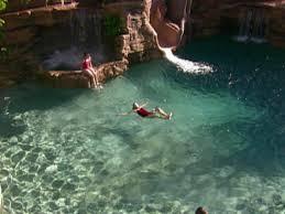 Backyards With Pools Million Dollar Backyard Luxury Swimming Pool Video Hgtv