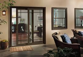 Sliding Vinyl Patio Doors by Create Outdoor Living Spaces With Pella 350 Series Vinyl Patio