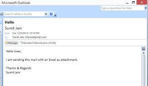 excel vba send a excel workbook as attachment in mail from ms