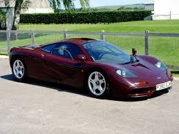 burgundy porsche panamera mclaren f1 rare burgundy sold june 2015 cars