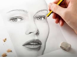 drawing for beginners learn to draw faces pencil drawings for begin u2026