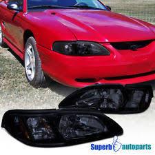 1994 mustang gt headlights ford mustang headlights ebay