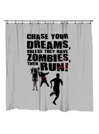 Bloody Shower Curtain And Bath Mat 21 Horror Inspired Shower Curtains To Creep Up Your Home Riot Daily