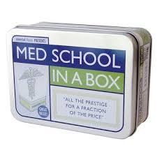 med school gifts med school in a box mental floss store
