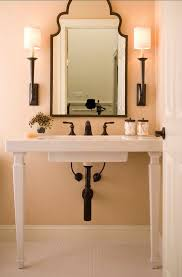 Bathroom Color Scheme by Top 25 Best Peach Bathroom Ideas On Pinterest Bathroom Rugs