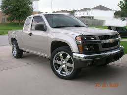 chevy colorado silver show us your wheels