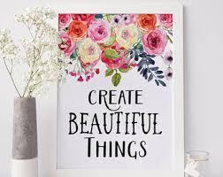 beautiful things etsy