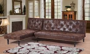 Victorian Leather Sofa 53 Off Victorian Style Sofa Bed Groupon