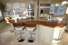 kitchen island limed oak kitchen cabinet doors metal medallions