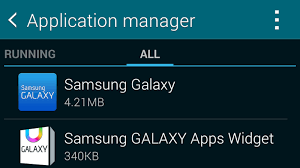 android phone stopped unfortunately samsung galaxy has stopped how to clear an app s