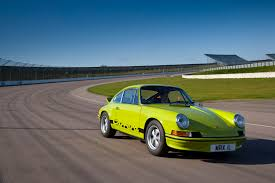 porsche 911 racing history how to destroy the track in the porsche 911 2 7 rs