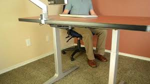 Sit Stand Adjustable Desk by Sit Stand Desk The Best Adjustable Height Desk Sierra Hxl Desk