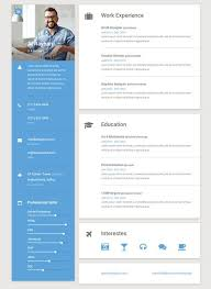 Online Resume Portfolio by Best 25 Online Resume Template Ideas On Pinterest Online Resume