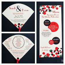 diy wedding programs u2026whose done u0027em weddingbee