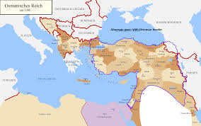 Ottoman Empire Borders Ahc Ottoman Empire Finishes Wwi With These Borders Alternate