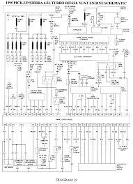 sierra wiring diagrams 2001 wiring diagrams instruction