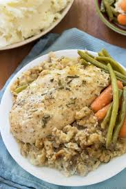 easy dressing for thanksgiving crock pot chicken and stuffing the cozy cook