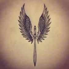 Tattoo Ideas Of Angels 25 Best Valkyrie Tattoo Ideas On Pinterest Viking Warrior