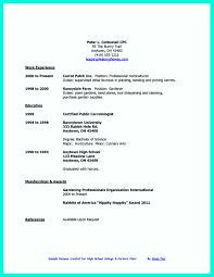 college student resume exles best college student resume exle to get instantly