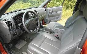 2002 Chevy Silverado Interior 2004 Chevrolet Colorado Review Specs Price U0026 Road Test Truck Trend