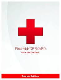 first aid u0026 cpr aed training