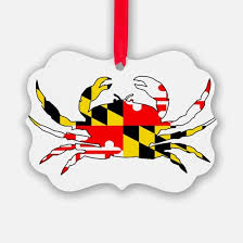 maryland ornament cafepress