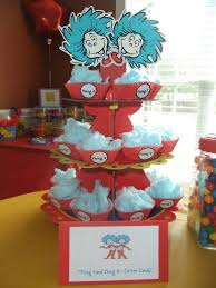 Thing One And Thing Two Party Decorations 31 Best First Birthday Images On Pinterest Birthday Party Ideas