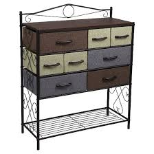 File Cabinets At Target by Household Essentials 8 Drawer Storage Cabinet With Bottom Shelf