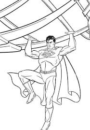 superman daily planet coloring superman