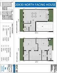 20x30 site plan of a house home design and style