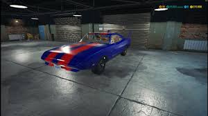 car mechanic simulator 2018 lvl 30 at last paint shop is unlock