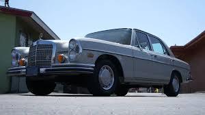 mercedes w108 coupe 1972 mercedes w108 280se 4 5 v8 1 owner mint