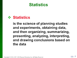 What Is Blinding In Statistics Lecture Slides Elementary Statistics Eleventh Edition Ppt Download