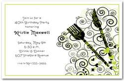 lunch invitation cards luncheon invitations brunch invitations tea party invitations