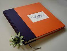 personalized scrapbook cover custom handbound scrapbook baby album personalized photo booth