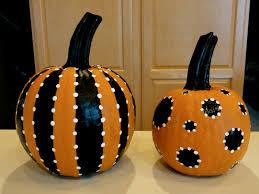 birshykat pretty painted pumpkins