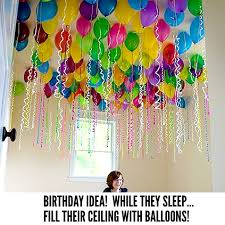 15 birthday pranks to your