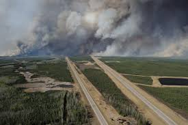 Wildfire Firefighter Jobs Alberta by In Alberta U0027s Heartland Wildfire Forces Thousands To Flee Pbs