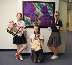 bay area christian students participate in contest