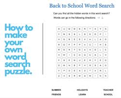 make own word search get inspired to create your own magazine with jilster